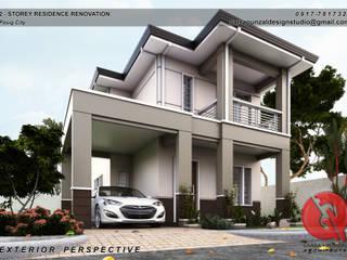 Garra + Punzal Architects 房子