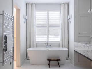 Flynn Architect Salle de bain classique