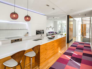 Cocinas de estilo  por Flynn Architect ,