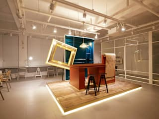 Study/office by 원더러스트