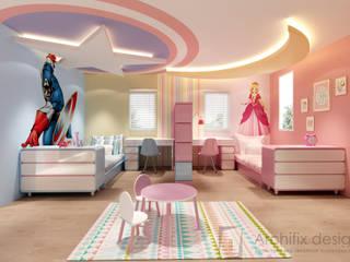 Công Ty TNHH Archifix Design Kamar tidur anak