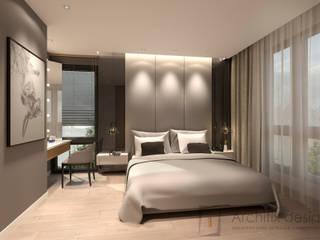 Công Ty TNHH Archifix Design Kamar Tidur Modern