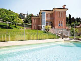 Elevador residencial : Casas modernas por Liftech, S.A