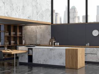 Innovus Fusion: Cocinas integrales de estilo  de Innovus®