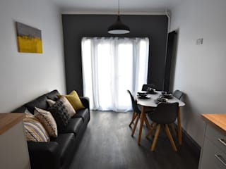 HMO Rrefurbishment Kerry Holden Interiors Cocinas modernas: Ideas, imágenes y decoración