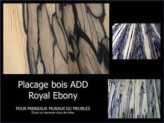 placage bois pour panneaux et meubles:  de style  par ADD