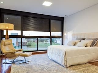 Modern style bedroom by Dib Studio Arquitetura e Interiores Modern