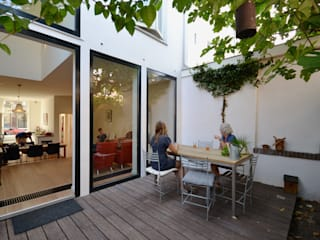 Verbouwing woning - Utrecht Wittevrouwen Moderne tuinen van ARCHiD Modern