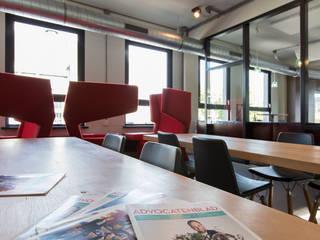 Interieurontwerp advocatenkantoor Yben Interieur en Projectdesign Industriële kantoor- & winkelruimten