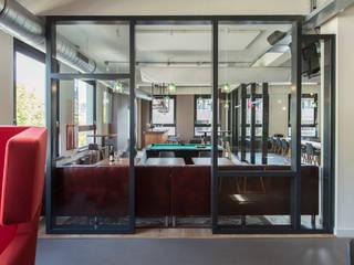 Interieurontwerp advocatenkantoor Yben Interieur en Projectdesign Industriële bars & clubs