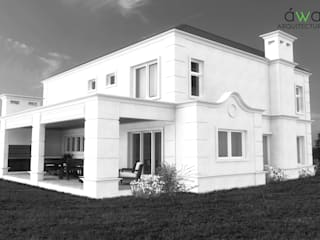 CASA PM Casas clásicas de áwaras arquitectos Clásico