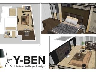 Interieurontwerp villa Yben Interieur en Projectdesign