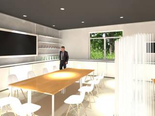 Konferenzraum und Büro:  Kongresscenter von Gross Unternehmensgestaltung Innenarchitektur
