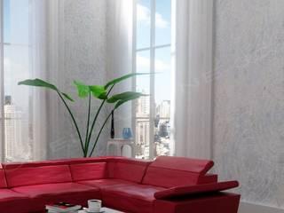 Alessandro Chessa Salas de estilo moderno