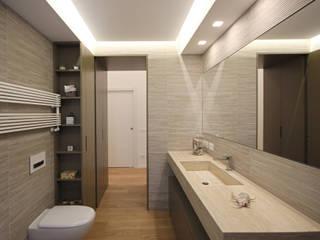 Lavabo Minimale Moderno JFD - Juri Favilli Design Bagno moderno