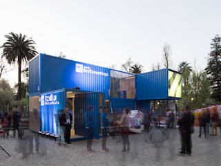 Exhibition centres by 2712 / asociados, Industrial
