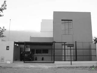CASA DC Casas modernas: Ideas, imágenes y decoración de áwaras arquitectos Moderno