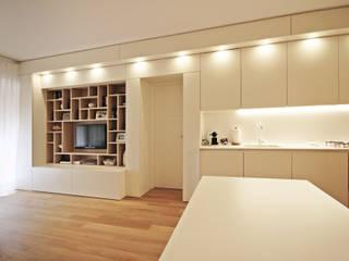 Living room by JFD - Juri Favilli Design, Mediterranean