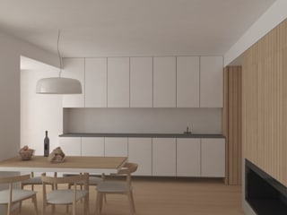 Built-in kitchens by Okoli