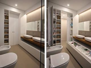 JFD - Juri Favilli Design Scandinavian style bathroom Tiles Grey