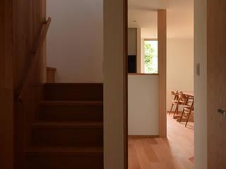 house S: Snowdesignofficeが手掛けた階段です。