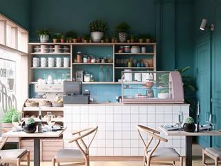 Sala da pranzo in stile  di Андреев Александр