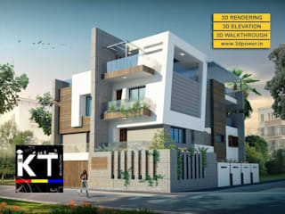 RESIDENTIALS ARCHITECTS KT INDIA GROUP Glass doors