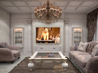 AKSESUAR DESIGN Living roomTV stands & cabinets Kayu