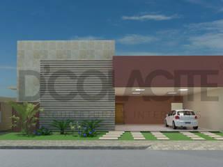 Projeto Residência Unifamiliar: Condomínios  por D'Colacite - Arquitetura e Interiores,Moderno