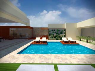 by Fávero Arquitetura + Interiores Modern