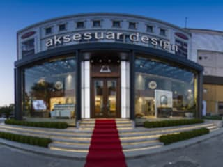 AKSESUAR DESIGN Office spaces & stores Keramik