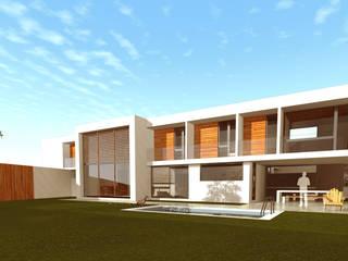 VIVIENDA E+D Casas estilo moderno: ideas, arquitectura e imágenes de artefacto arquitectura Moderno