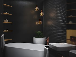 Bathroom by Adrede Diseño,