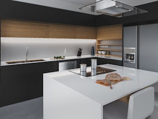Modern kitchen by Adrede Diseño Modern