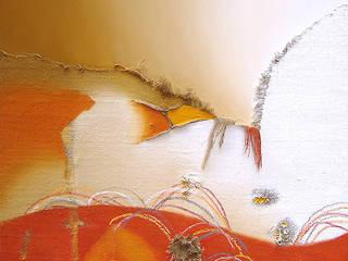 Peinture murale décorative par Filée Dominique Moderne