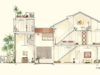 ONAN ROAD SHOPHOUSE:   by EZRA Architects