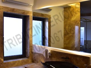 Heritage City Classic style bathroom by Tribuz Interiors Pvt. Ltd. Classic