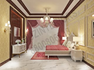 Bedroom by Tribuz Interiors Pvt. Ltd., Classic