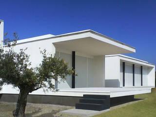 Casa LS de CANTÓ ARQUITECTOS Minimalista
