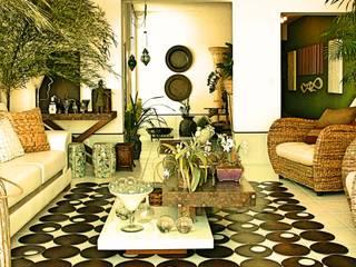 Salon de style  par STUDIO AGUIAR E  DINIS