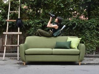 Ghế Hè:  Vườn by Hè studio