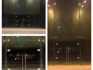 acceso principal:  de estilo  por INSU GLASS SA DE CV