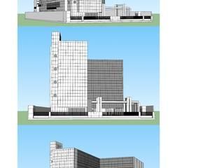 sony architect studio Office buildings