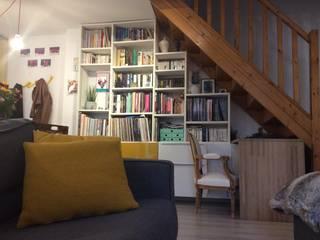 Maison de ville Marseille: Salon de style  par Noho atelier design