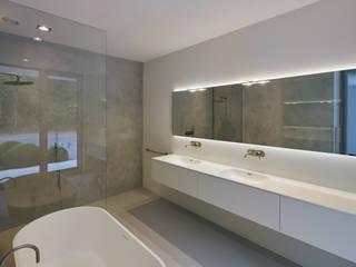 Lab32 architecten Salle de bain moderne