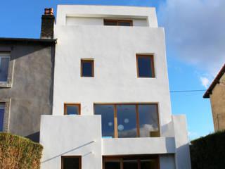 3B Architecture Villas White