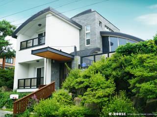 세종시 청벽마을 45평형 ALC친환경 리모델링 by W-HOUSE 모던