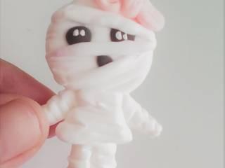 Momia de pasta:  de estilo  por Decorartegrace