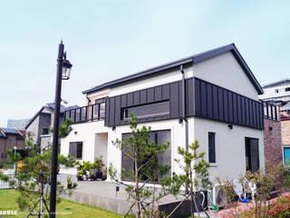 전주 혁신도시 45평형 ALC친환경주택 by W-HOUSE 모던