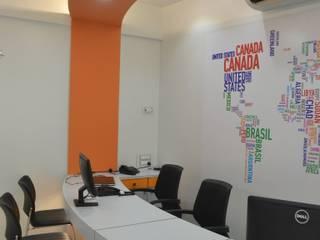 INTERIOR:  Study/office by RAJESH GAJJAR arch.int dsr